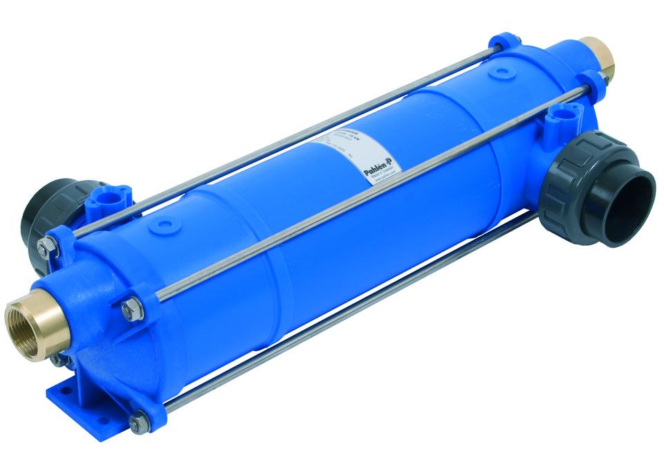 Теплообменник вода вода 40 квт теплообменник на газовый котел протерм