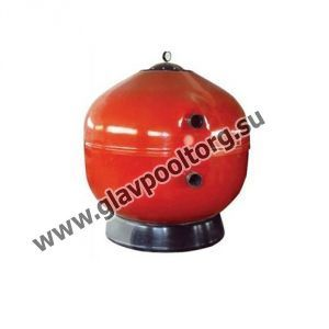 Фильтр AquaViva AS1400 (77m3/h, 1400mm,1950kg,110mm,бок)
